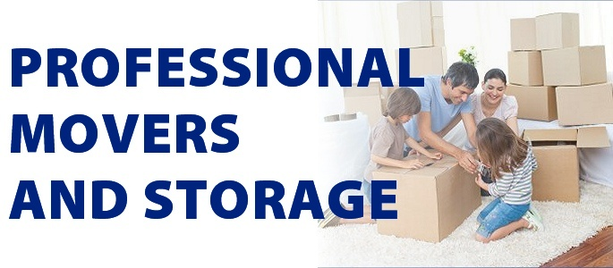 Professional Movers and Storage